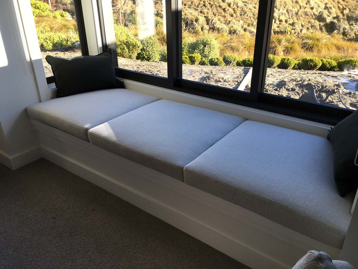 Window seat for Millbrook Client